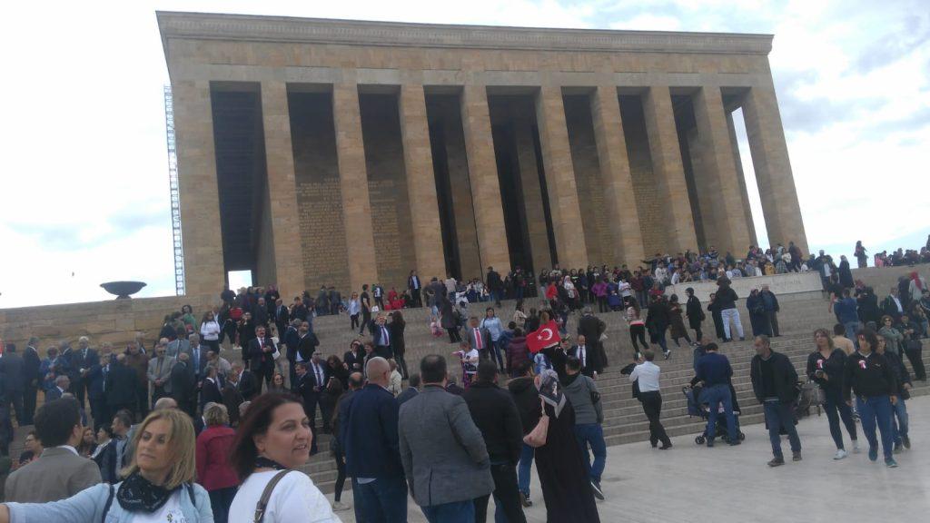 Anıtkabir Gezisi